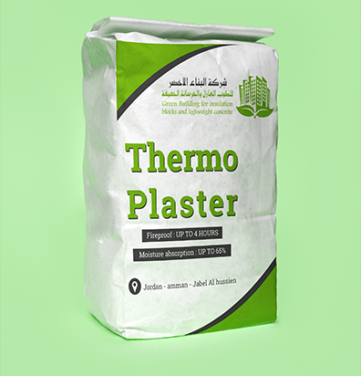 Fire Resistance Plaster